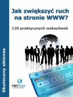 Poradnik: Jak zwiększyć ruch na stronie WWW - ebook