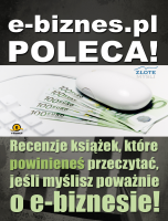 Poradnik: e-biznes.pl poleca! - ebook