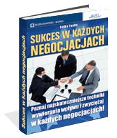 Poradnik: Sukces w każdych negocjacjach - ebook