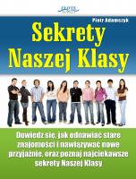 Poradnik: Sekrety Naszej Klasy - ebook
