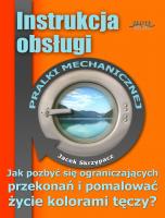 Poradnik: Instrukcja obsługi pralki mechanicznej - ebook