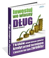 Poradnik: Inwestuj we własny dług - ebook