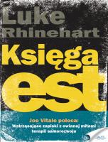 Poradnik: Księga est - ebook
