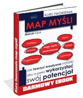 Poradnik: Kurs tworzenia map myśli - ebook