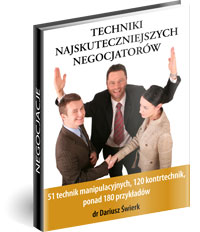 Poradnik: Techniki najskuteczniejszych negocjatorów - ebook