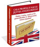 Poradnik: Cała prawda o nauce języka angielskiego - ebook