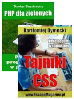 CSS, PHP, tworzenie stron