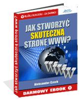 Poradnik: Jak stworzyć skuteczną stronę www? - ebook
