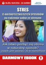Poradnik: Stres - ebook