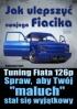Fiat 126p, auto, samochód, maluch, fiat