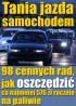 Tania jazda samochodem (ebook)