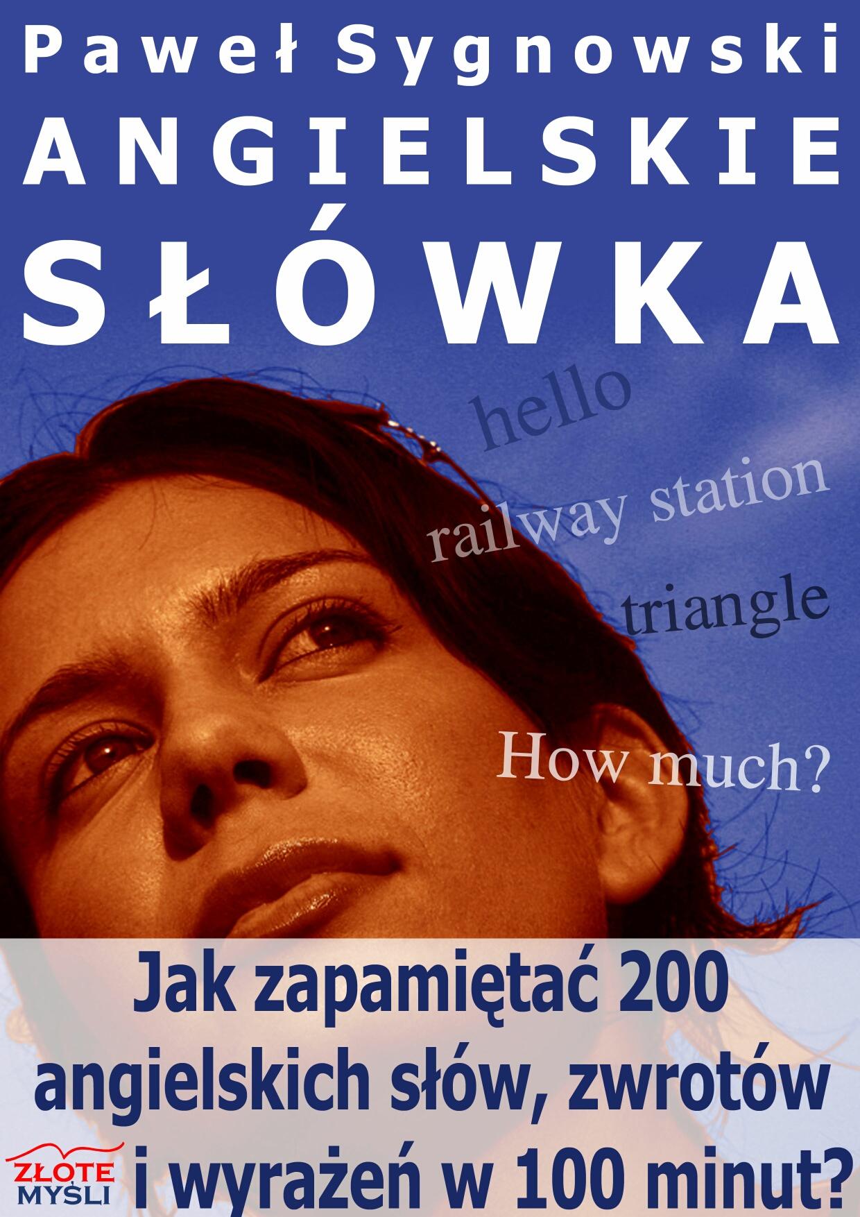 Paweł Sygnowski: Angielskie słówka - okładka