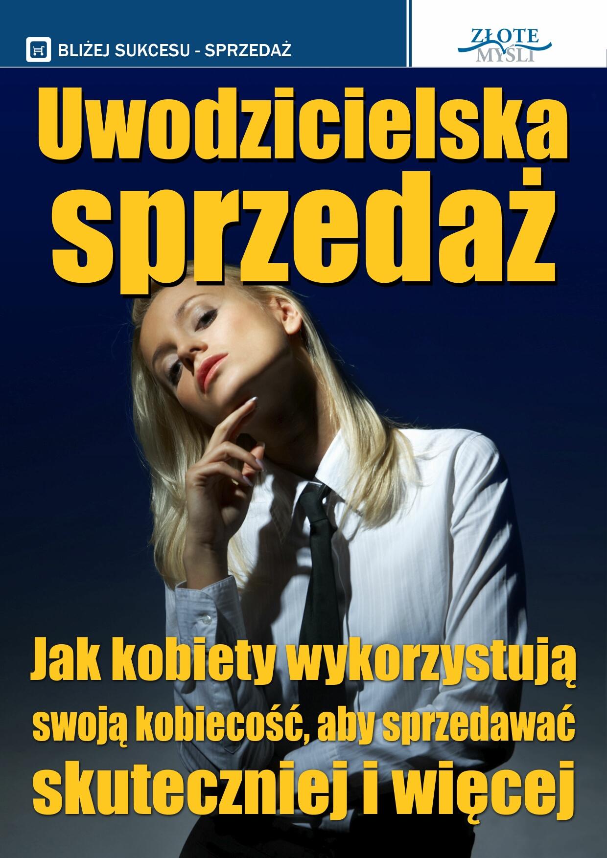 Rafał Graj: Uwodzicielska sprzedaż - okładka