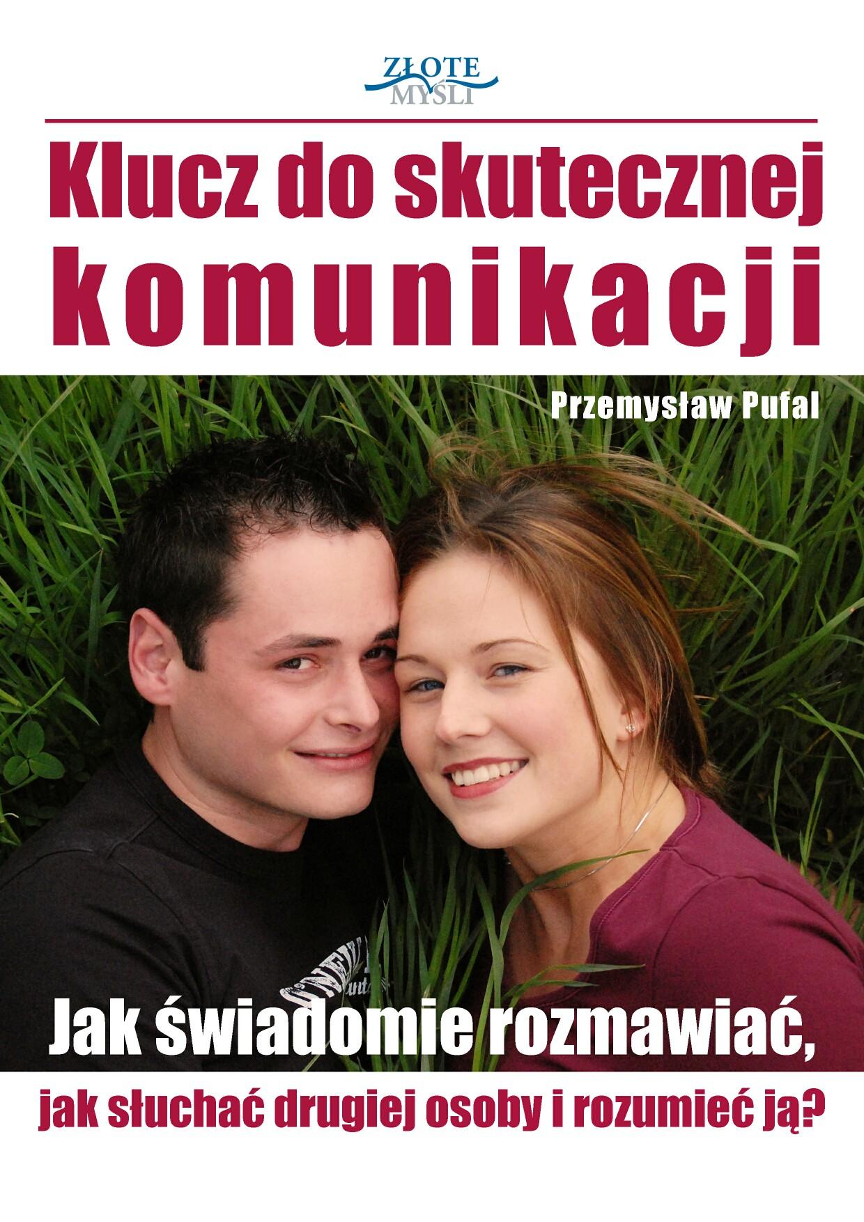 Przemysław Pufal: Klucz do skutecznej komunikacji - okładka