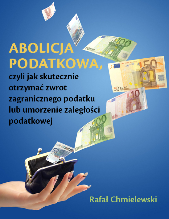 Rafał Chmielewski: Abolicja podatkowa - okładka