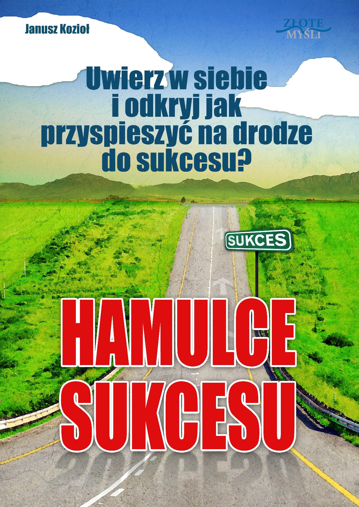 Janusz Kozioł: Hamulce sukcesu - okładka