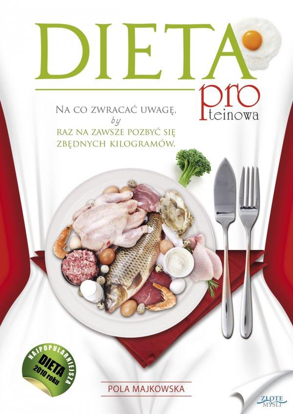 Pola Majkowska: Dieta proteinowa - okładka