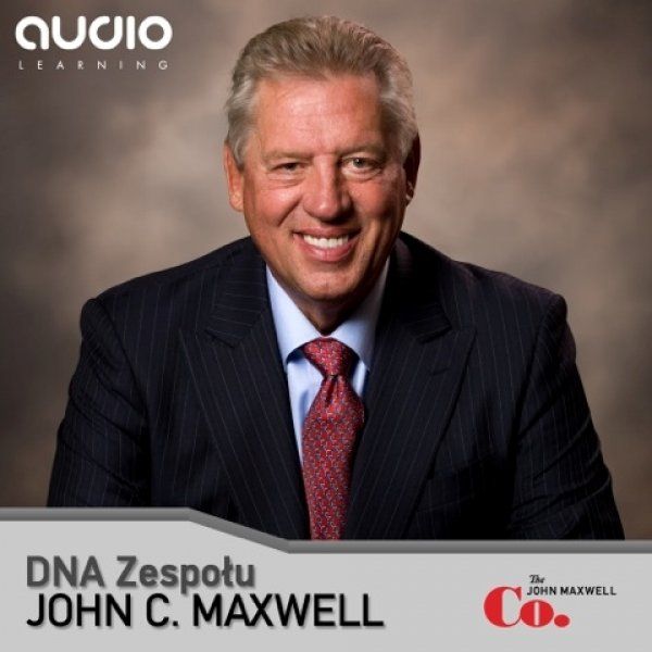 John C. Maxwell: DNA zespołu - okładka