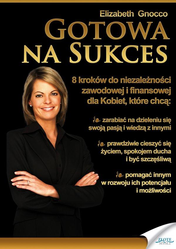 Elizabeth Gnocco: Gotowa na sukces - okładka
